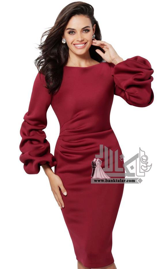 مدل های لباس مجلسی کوتاه و دخترانه فشن 2018