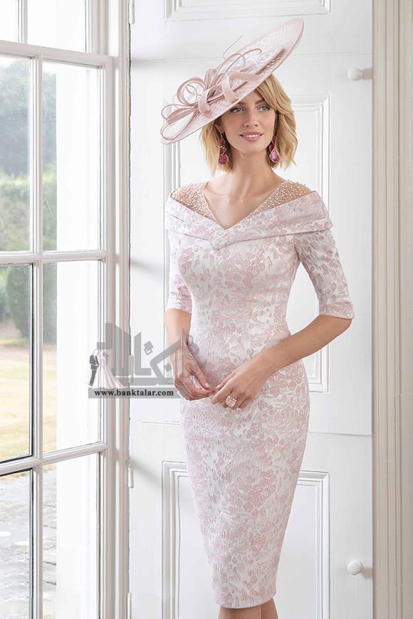 مدل های لباس مناسب مادر عروس و داماد 2019