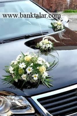مدل های جالب تزئین ماشین عروس**banktalar.com