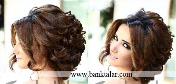 مدل های شنیون مو فوق العاده زیبا و جدید**banktalar.com