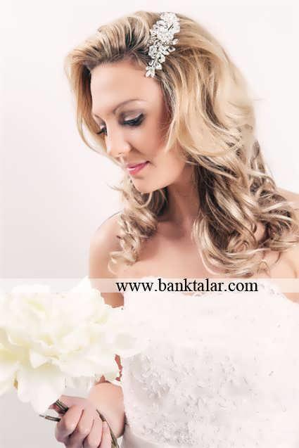مدل موهای ساده و زیبا مخصوص نامزدی**banktalar.com