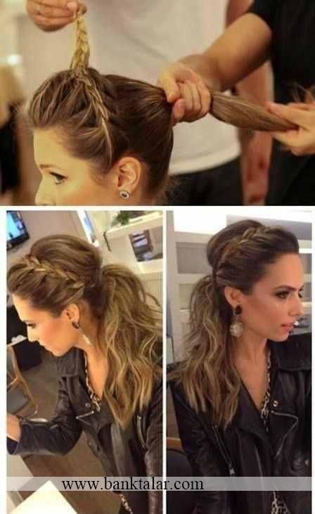 مدل های بافت مو جدید و دخترانه**banktalar.com