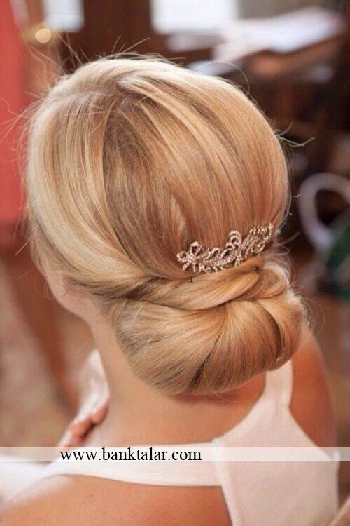 مدل موهای عروس 2015**banktalar.com