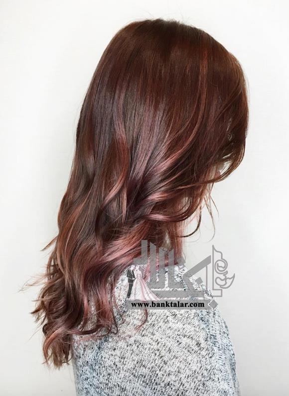 مدل های رنگ مو جدید ۲۰۱۸