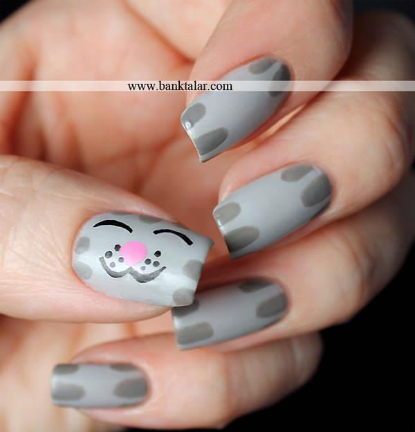 طراحی های ناخن زیبا و جدید**banktalar.com