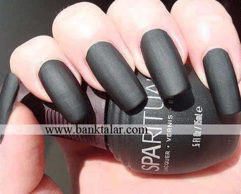 طراحی های جدید ناخن دخترانه و زیبا،**banktalar.com
