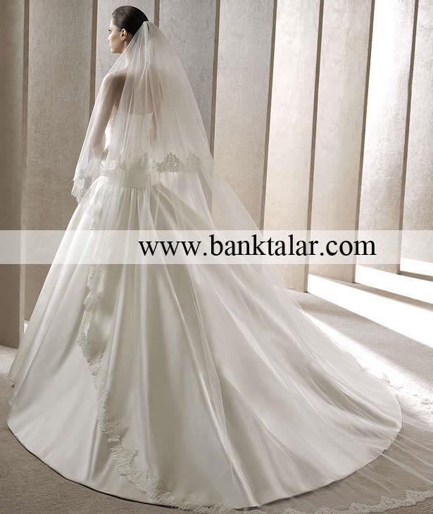 تور سر عروسی خود را چگونه انتخاب کنید تا باشکوه تر به نظر آیید؟**banktalar.com