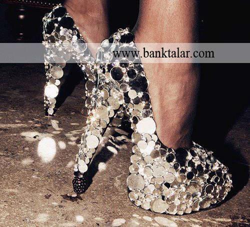قبل از خرید کفش عروسی حتما این مقاله را بخوانید (تمام نکات در خصوص خرید کفش عروسی و نامزدی) **banktalar.com