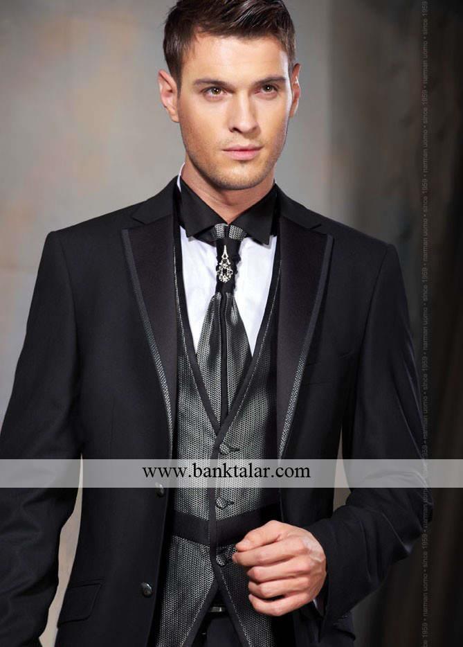 چه رنگ کت و شلواری برای داماد مناسب تر است ؟**banktalar.com