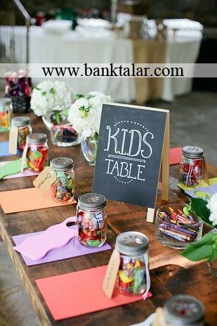 30 ایده کوچک و جالب برای خاص تر کردن عروسی**banktalar.com