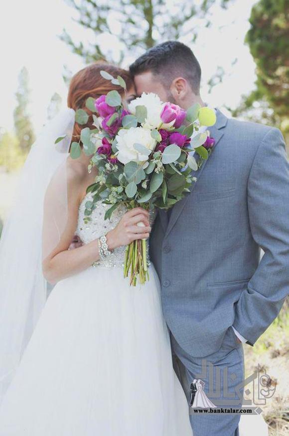 لیست کامل عکس های عروسی که بهتر است داشته باشید