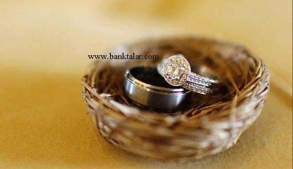 نکات ضروری که باید در هنگام انتخاب و خرید حلقه ازدواج و عروسی بدانید*banktalar.com