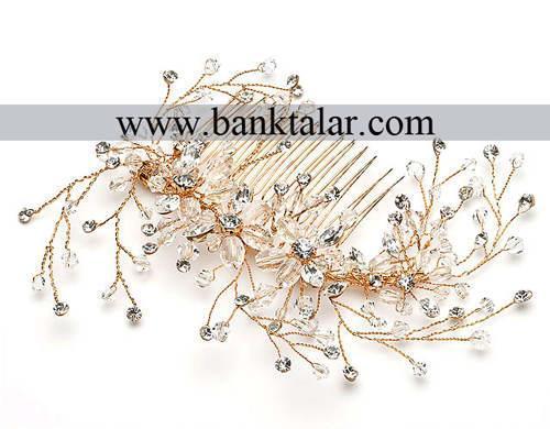 جدیدترین مدل نیم تاج عروسی- خرداد 92(2013)**banktalar.com
