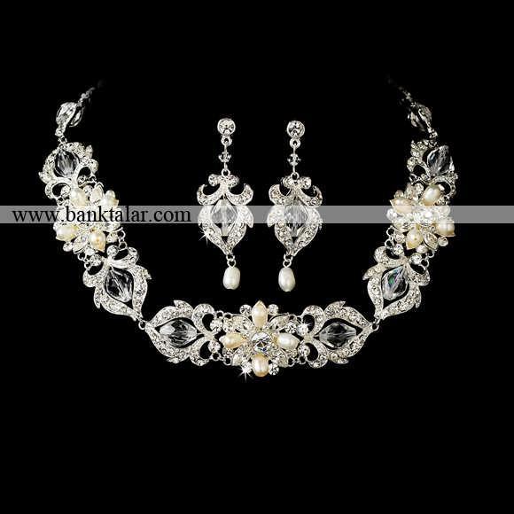 مدل تاج های عروسی کلاسیک 2014**banktalar.com