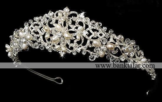 مدل تاج های عروسی شگفت انگیز **banktalar.com