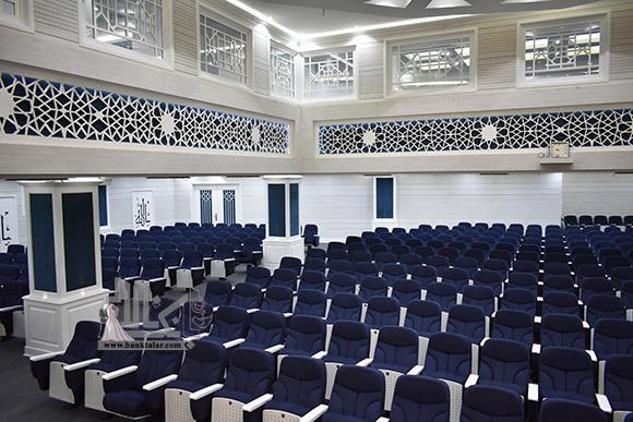 سالن اجتماعات مسجد الهادی