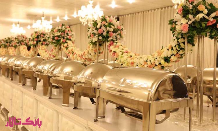 نکات مهم در انتخاب تالار و تشریفات عروسی