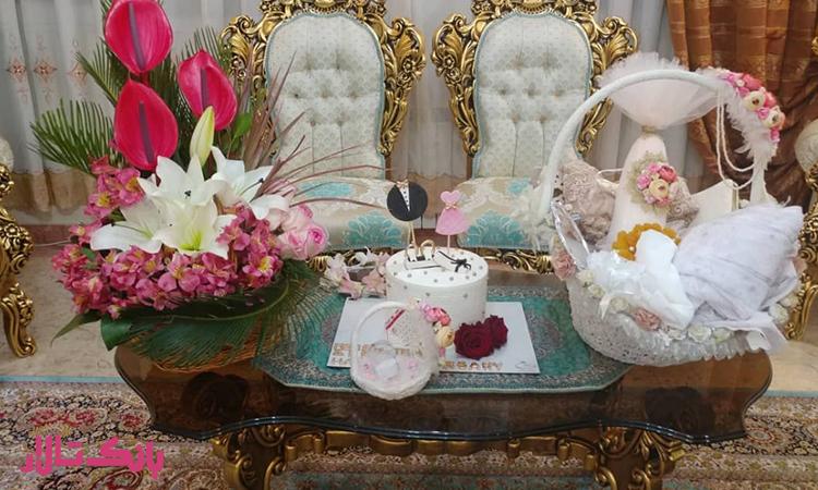 هدایایی که خانواده داماد برای عروس در بله برون باید تهیه کنند