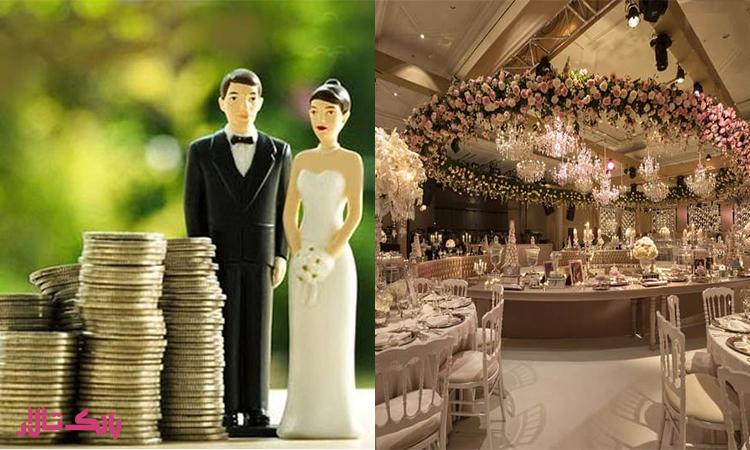 برگزاری جشن رویایی در باغ های عروسی