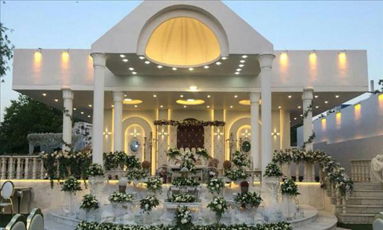 تالار عروسی چهارفصل برای تمام فصول سال