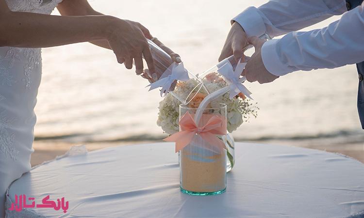 ایده جذاب برای تشریفات عروسی