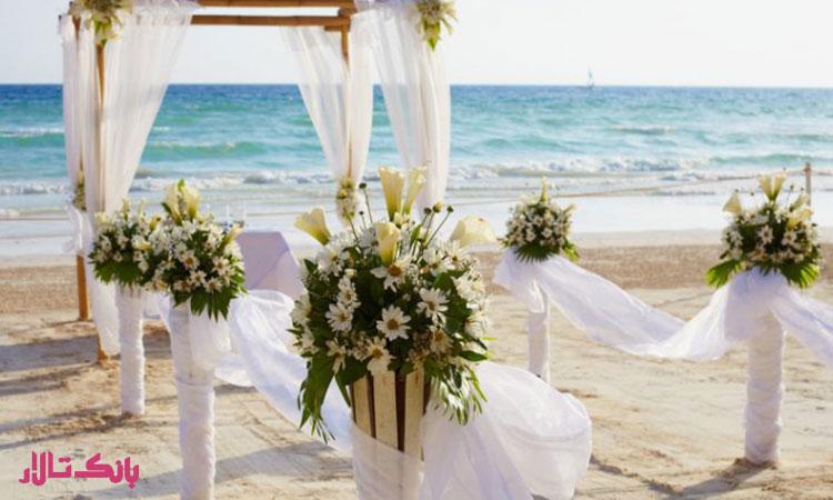 مناسب ترین فصل برای برگزاری جشن عروسی