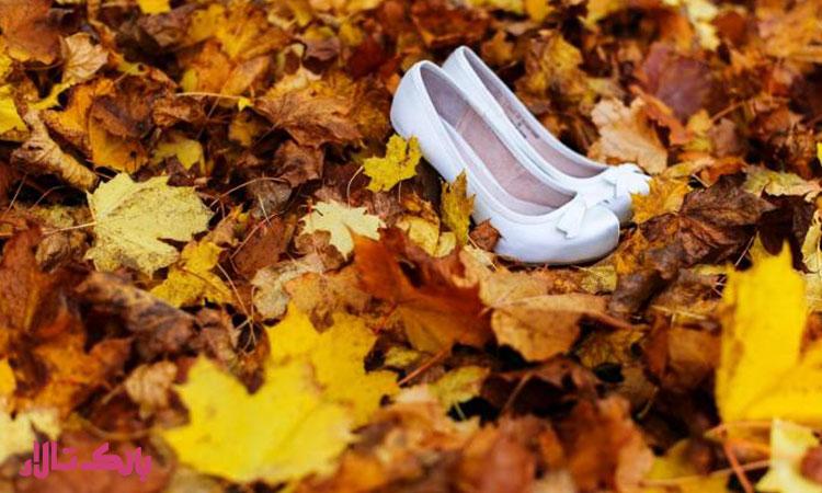 تم مناسب برای عروسی در پاییز