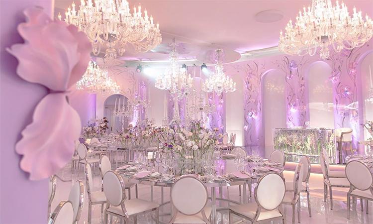 تجهیزات تالار عروسی