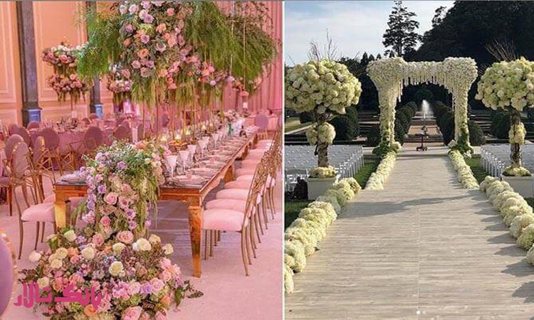 انتخاب بهترین مکان برای جشن عروسی