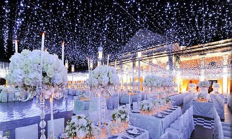 انتخاب لاکرچی ترین تالار عروسی