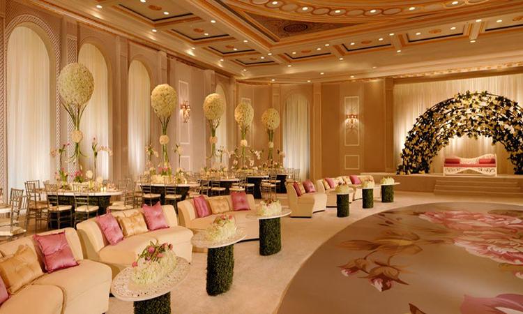 برای طراحی تالار عروسی چه کنیم؟