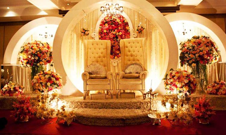 مجلل ترین تالار عروسی