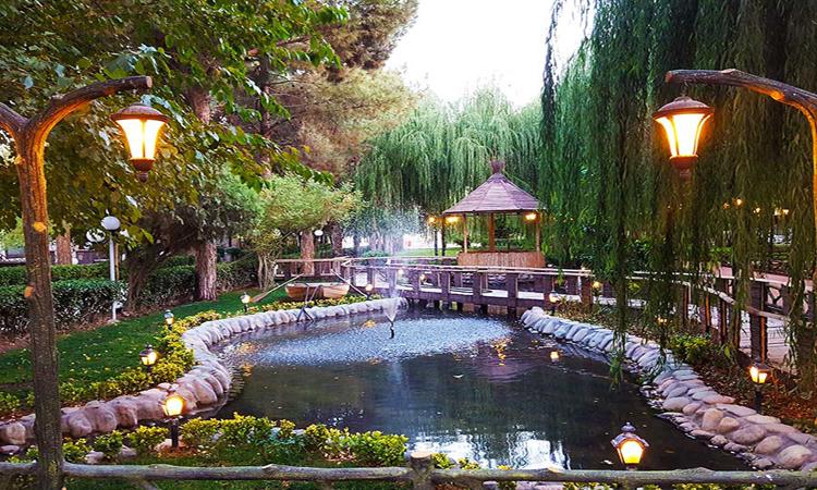 بهترین باغ تالار در تهران