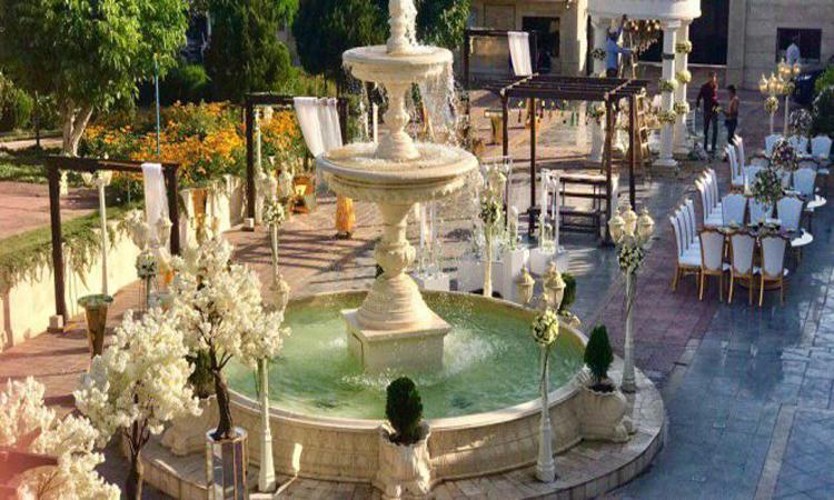 امکانات بهترین باغ تالار در تهران