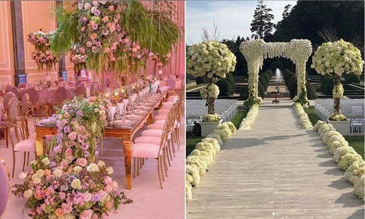 رزرو باغ تالار عروسی