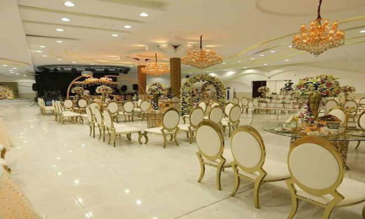 انتخاب تالار عروسی در تهران