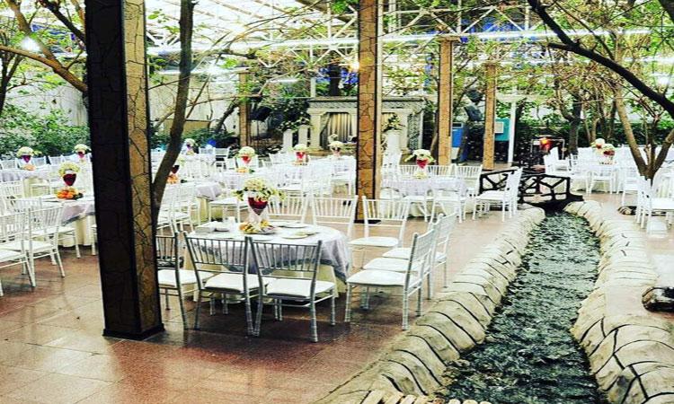 لیست بهترین تالارهای عروسی در تهران