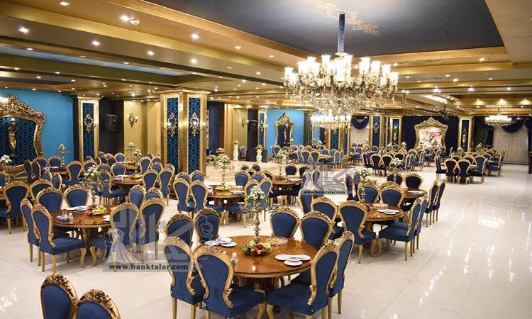 لیست بهترین تالارهای عروسی تهران