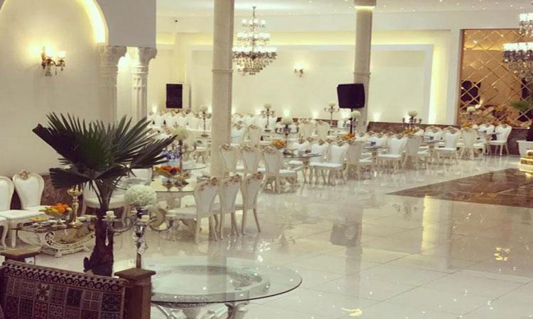 تالارهای عروسی منطقه 10 تهران
