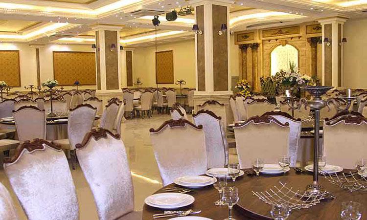 تالارهای عروسی منطقه 13 تهران