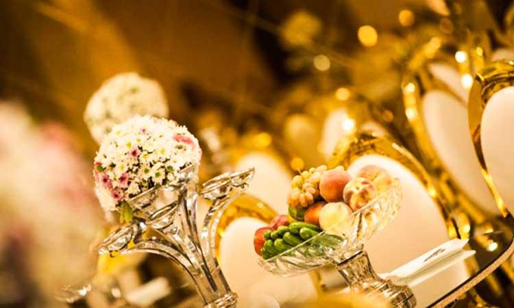 بهترین تالار عروسی در منطقه 22 تهران
