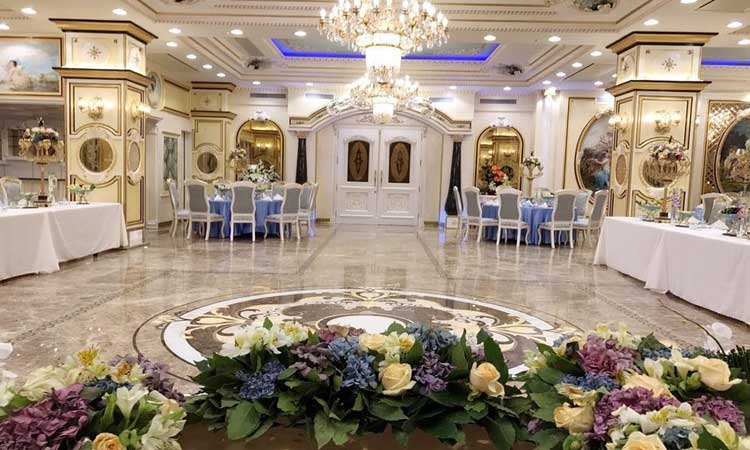 بهترین تالار عروسی در خیابان دولت
