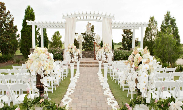 باغ عروسی و تاثیر آن بر قیمت تشریفات عروسی