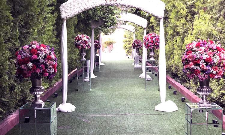 خدماتی که تشریفات عروسی برعهده دارند