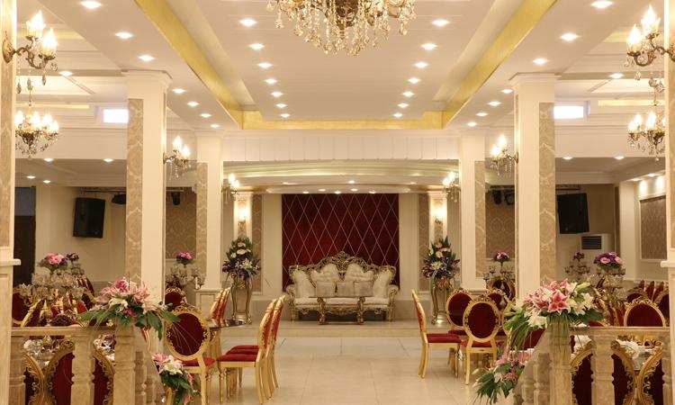 همه چیز درباره طراحی تالار عروسی