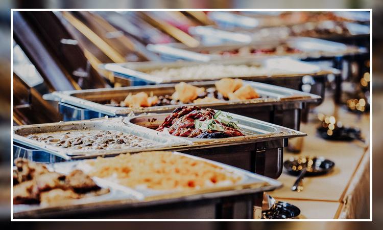 کیفیت غذای عروسی