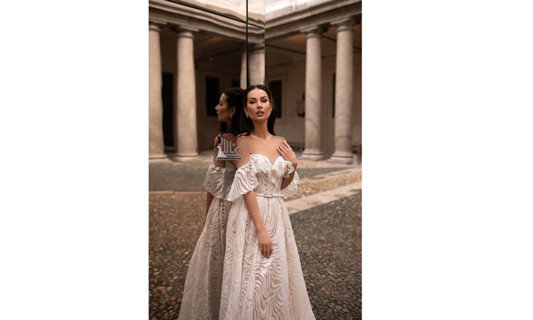 لباس عروس مناسب اندام شما