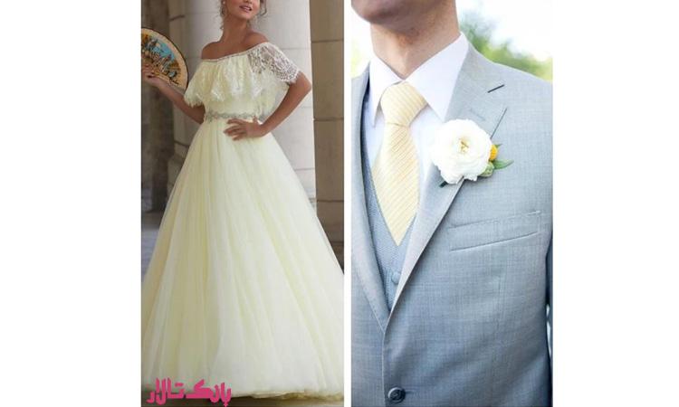 زمان مناسب برای خرید لباس عروس و داماد