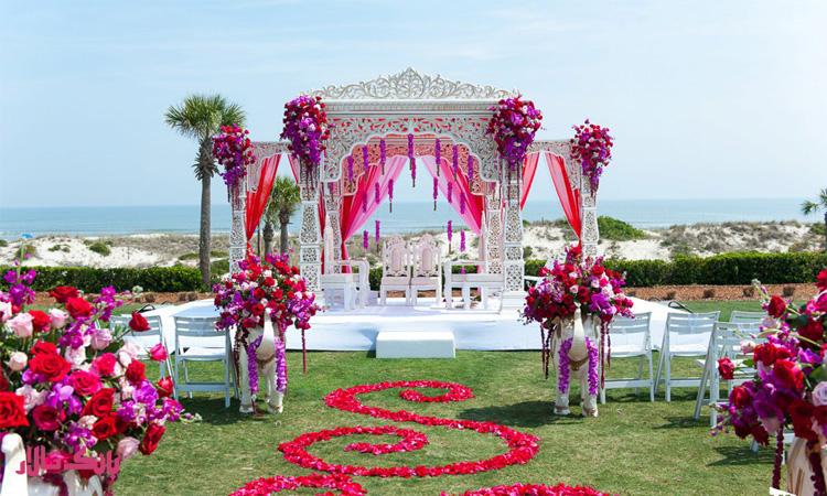 نکات مهم  نحوه بستن قرارداد تشریفات عروسی