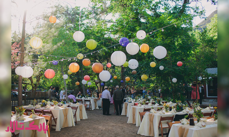 طراحی و دیزاین تشریفات عروسی